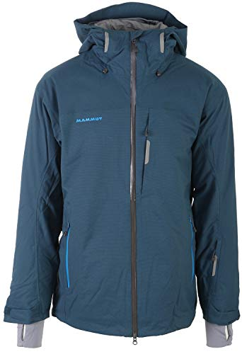 Mammut - Bormio HS Hooded, Color Orion, Talla L