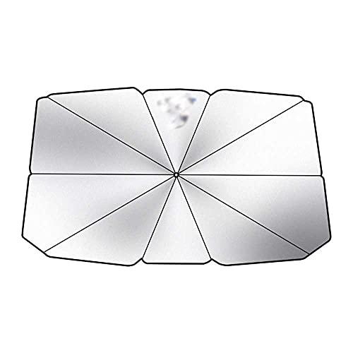 FLJKCT Paraguas Parasol de Vidrio Delantero para Coche, Apto para BMW 5 Series 520 525li