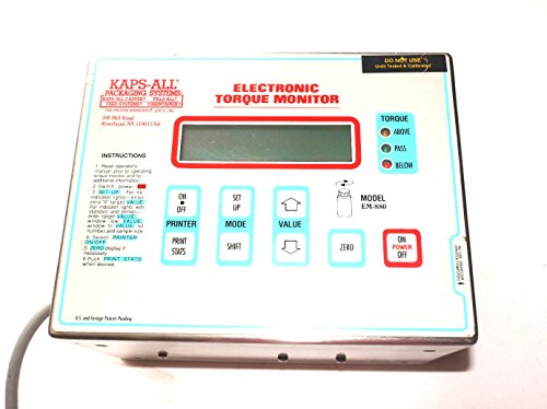KAPS-All EM-880 Electronic Torque Monitor EM880