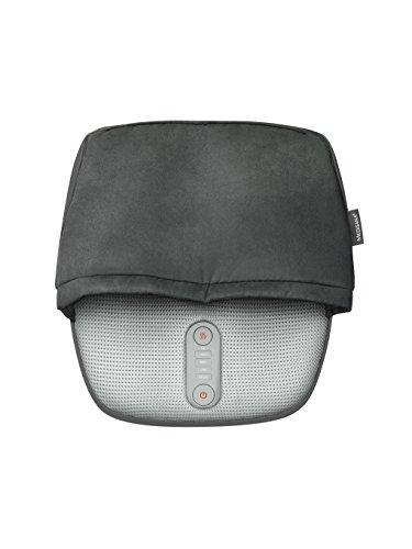 Medisana FM 885 Shiatsu-Fußmassagegerät, elektrisch, Rotlichtfunktion, Wärmefunktion, 3 Geschwindigkeiten, durchblutungsfördernde Shiatsu-Massage und Kompressionsmassage