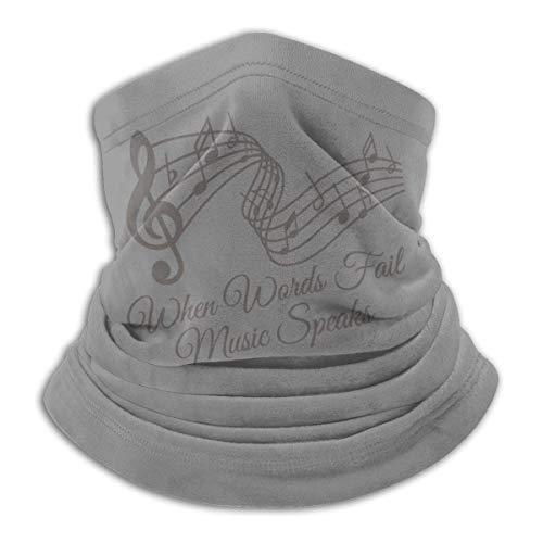 LLOOP Prueba De Pie En Esta Bandera Pasamontañas Transpirable Mascarilla De Microfibra Calentador De Cuello Para Unisex