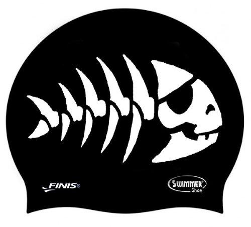 SwimmerWear Cuffia in Silicone da Nuoto Taglia Unica da Piscina Jollyfish