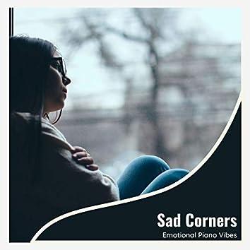 Sad Corners - Emotional Piano Vibes
