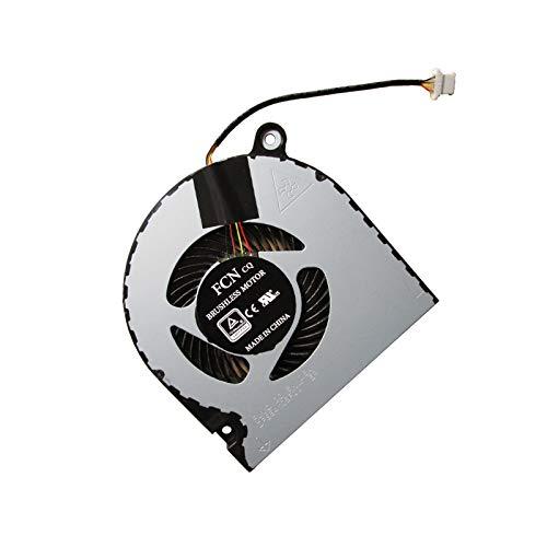 Ventilador para Acer Predator Helios Gamer 300, G3-572, G3-573, PH315-51, PH317