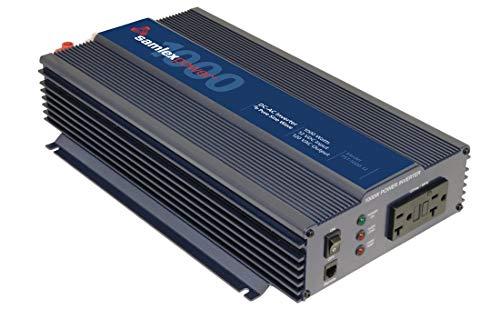 Samlex PST-1000-12 PST Series Pure Sine Wave Inverter - 1000 Watt