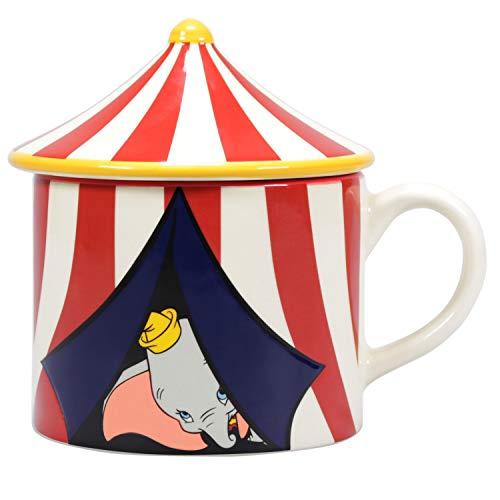 Half Moon Bay Taza de Dumbo de Disney - Circo