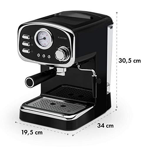 Caffettiera Macchina Caffè Automatica Monta Latte Lancia Cappuccino The 1435W Ne