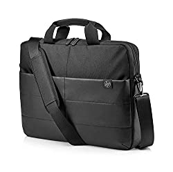 Water-resistant materials help keep the interior dry A spacious interior compartment with snug laptop and accessories pockets for effective on-the-go organization A reinforced zipper and hardy construction safeguard your laptop essentials Front zippe...