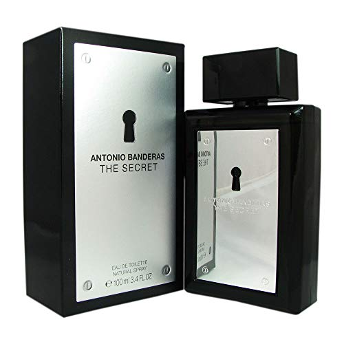 Antonio Banderas The Secret - Eau de Toilette - 200ML