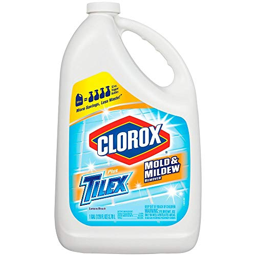 Tilex 128 oz. Mold and Mildew Remover and Stain Cleaner with Bleach Refill