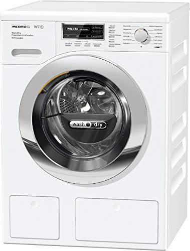 Miele WTH 720 WPM Waschtrockner - Waschmaschine 7 kg / mit Trockner 4 kg / Energieklasse A / 896 kWh/Jahr / 1600 UpM / Automatische Dosierung / Waschen und Trocknen in unter 3 Std. mit Quick Power