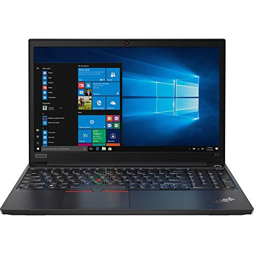 Lenovo_ThinkPad_E15 Business Laptop (Intel i7-10510U, 8GB RAM, 512GB NVMe SSD, 15.6' Full HD IPS, Windows 10 Pro) Professional Notebook Computer