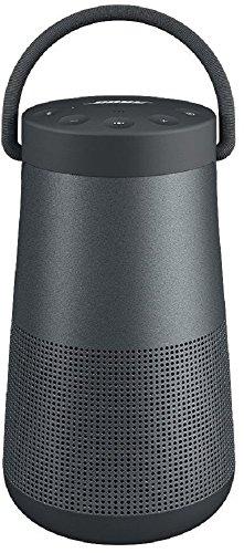 Bose SoundLink Revolve and Portable Bluetooth 360 Speaker, Triple Black