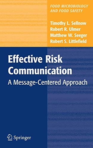 Best effective risk communication a message-centered approach for 2020