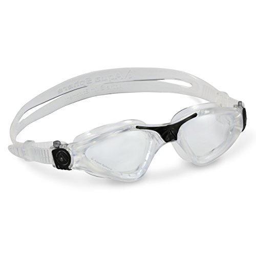 Aqua Sphere Kayenne Swim Goggles with Clear Lens