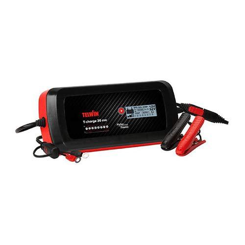 Telwin 807595 Pulse Tronic 26 EVO T Charge, 230 V, 50-60 Hz, 1 ph