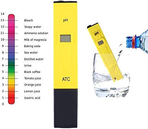 eamqrkt Digitaler PH-Meter-Tester Stift Taschenmessung LCD SPA Aquarium Water Advanced