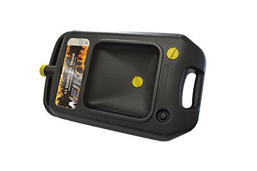 R&R Portable Oil Change Drain Pan (Low Profile)