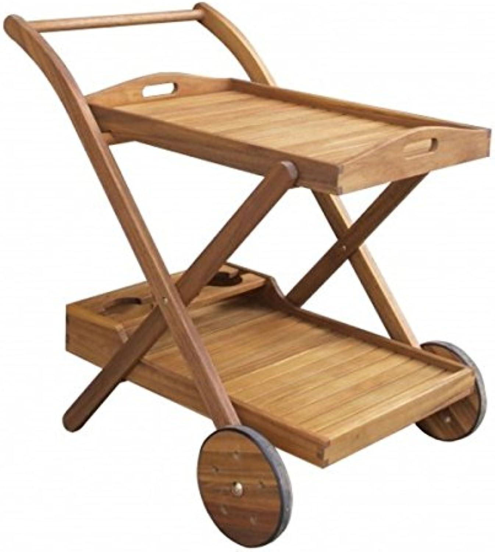 Gravidus hübscher Teewagen aus Holz