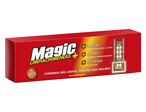 Magic 08011 Deshollinador Chimeneas