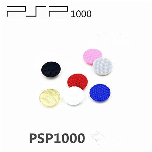 7 PCS Analog Stick Joystick Kappe Kompatibel für Sony PSP 1000