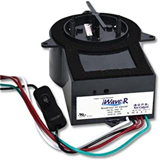 Nu-Calgon 4900-20 - iWave-R Self-Cleaning Bi-Polar Ionization ION Generator for 6 Tons, 2400 CFM, 24-260 VAC