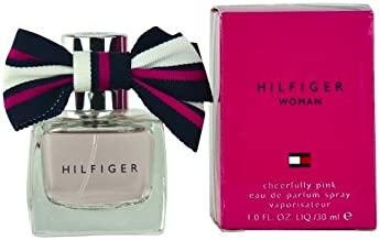 Tommy Hilfiger Woman - Cheerfully Pink Eau De Parfum Spray - 1 Fl Oz / 30 ml