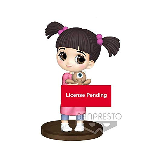 Bandai Disney Q Posket Boo, multicolor (BANP82683)