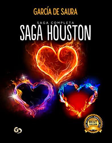 SAGA HOUSTON: (Incluye los tres volúmenes de la Saga)