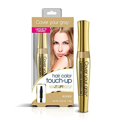 Cover Your Gray Wasserdichter Nachbessern Haar Farbe, Hellbraun/Blond, 15 g