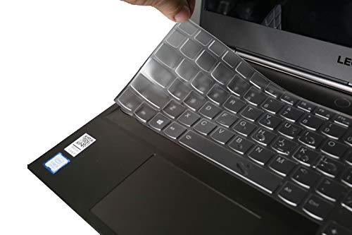 Preisvergleich Produktbild Ultradünne Tastaturabdeckung für Lenovo Legion 5 15,  Legion 5i 15.6 / 17.3,  Legion 7i 15.6,  Legion 5p 5pi Serie,  IdeaPad Gaming 3i Gaming Laptop TPU