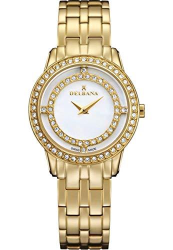 Delbana - Armbanduhr - Damen - Dress Collection - 42711.609.1.510 - Scala