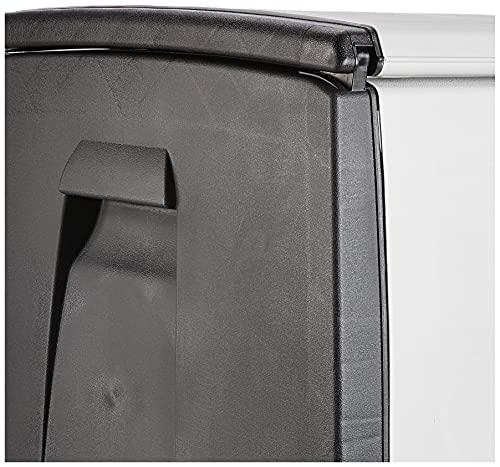 Terry Gartentruhe, schwarz/grau, 308L, 120cm - 3