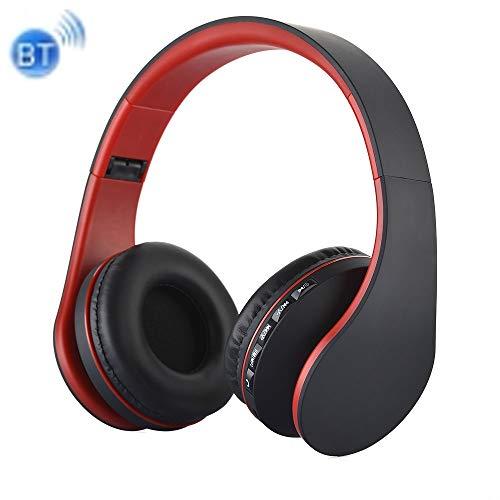 BTH-811 Bluetooth hoofdtelefoon, opvouwbaar, draadloos, stereo, met MP3-speler, FM-radio, voor Xiaomi, iPhone, iPad, iPod, Samsung, HTC, Sony, Huawei en andere apparaten