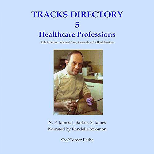 Health Care Professions audiobook cover art