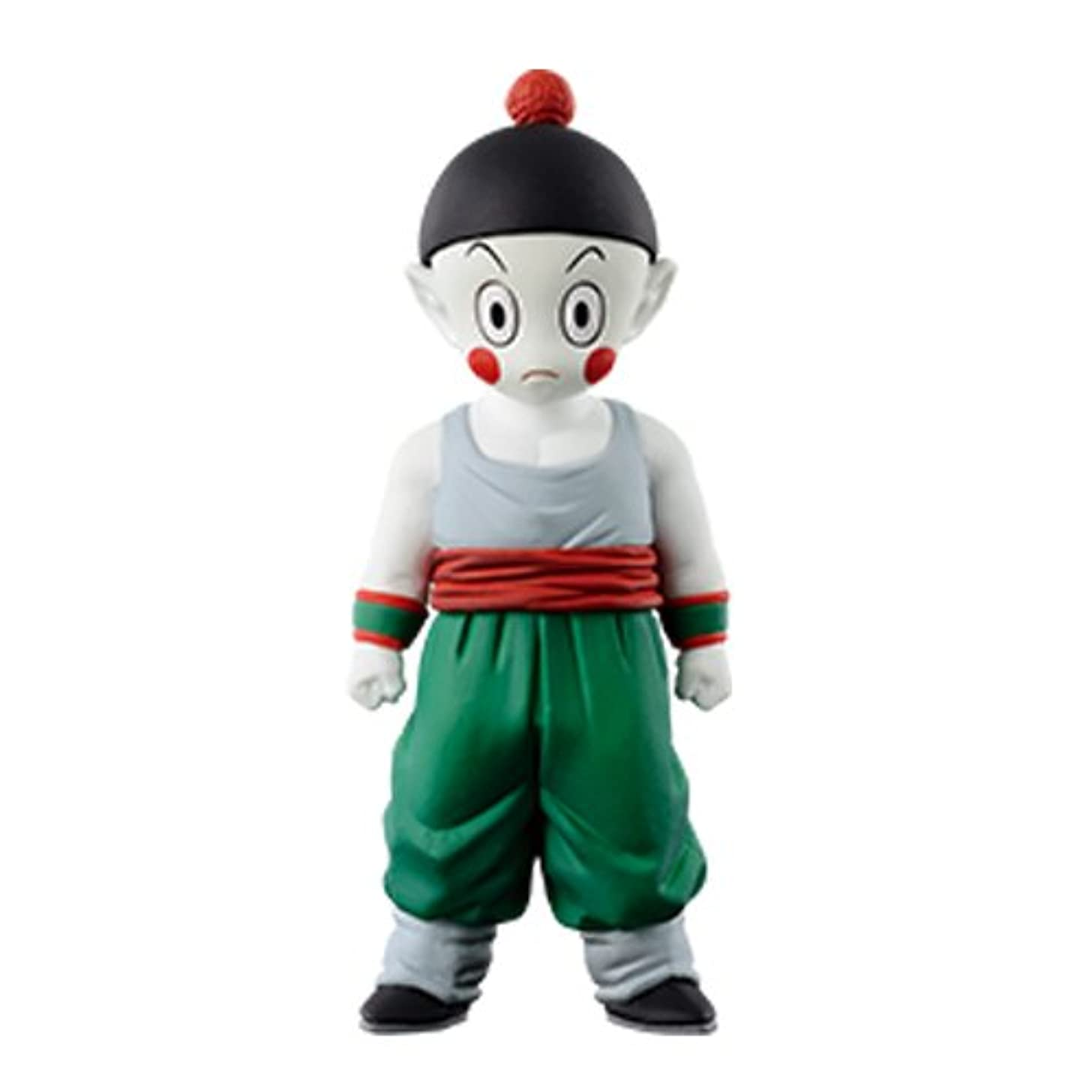 Banpresto 36221 Dragon Ball Z Super Formative Ep. 7 Chiaotzu/Chaozu Action Figure, 3
