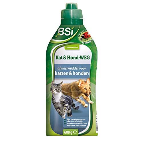 BSI 50628 - Repellente in microgranuli per allontanare Cani e Gatti, Non nocivo