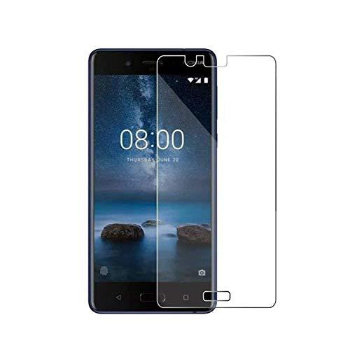 BabbleCom Nokia 8 sirocco TA-1005 ノキア 対応 ガラスフィルム ガラス 液晶フィルム 保護フィルム 保護シート 保護ガラス 保護シール フィルム シート 強化ガラス 強化ガラスフィルム 硬度9H 飛散防止 ガラスケース 飛散防止 ラウンドエッジ