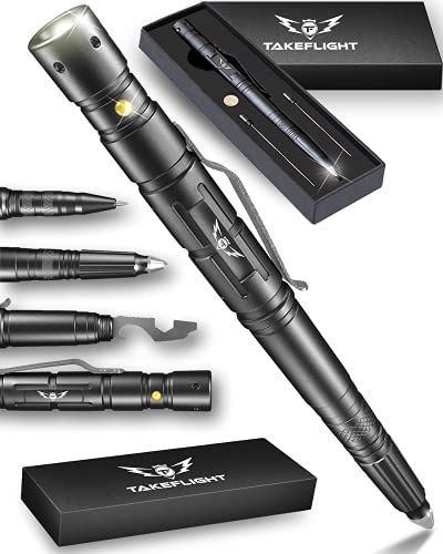 Tactical pen for self-defense and everyday use