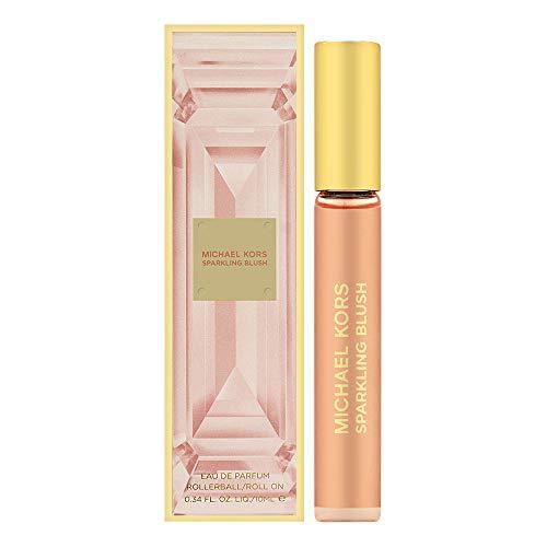Michael Kors Sparkling Blush Eau de Parfum Rollerball for Women, 0.34 Ounce / 10 ml
