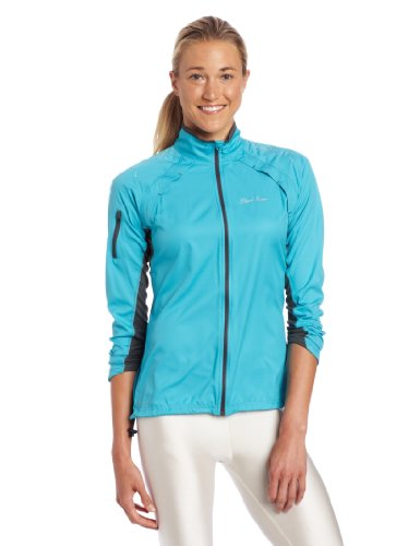 PEARL IZUMI Damen Infinity Jacke, Damen, Scuba Blue/Shadow Grey, Small