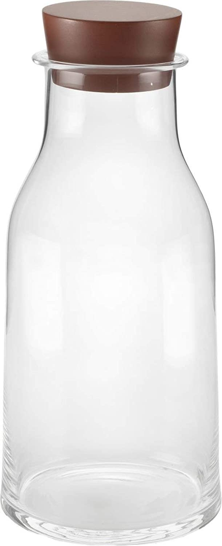 Alessi Tonale Kanne, Kanne, Kanne, Glas, transparent 24 x 26 x 3.3 cm B004OAKGSI 2dd3c7