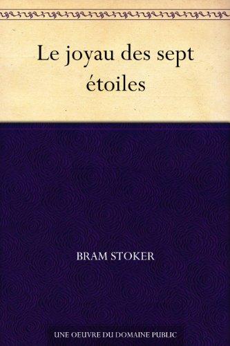 Couverture du livre Le joyau des sept étoiles