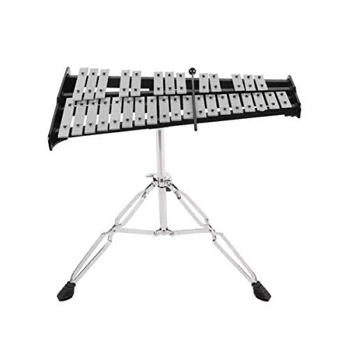 Conjunto de percusión Xilófono de aluminio Piano 32 Nota