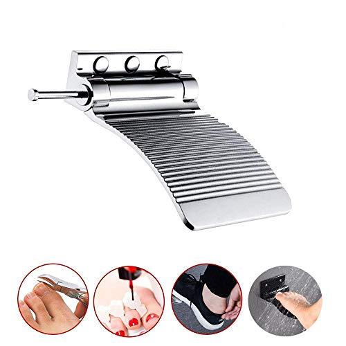 WING Dusche Fußstütze Fußablage aus Aluminium rutschfeste Dusche Fuß Unterstützung für Rasur Badewanne Badezimmer