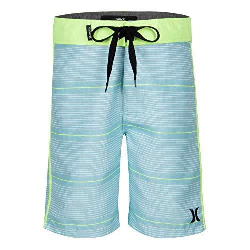 Hurley Boys' Big Board Shorts, Tropical Shoreline, 20