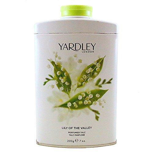 Lily Of The Valley - Talc Parfumé 7 Oz / 200g - Pour Femme