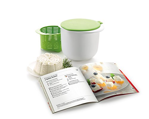 Lékué 0220100V06M601 Kit Cheese Maker, Plastique, Standard