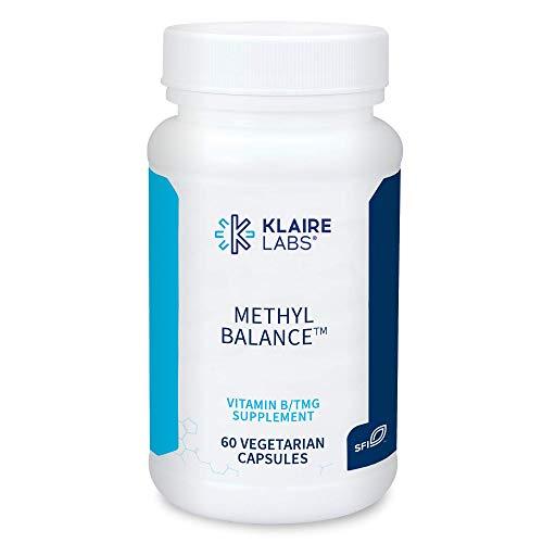 Klaire Labs Methyl Balance - Metabolism & Methylation Support with...