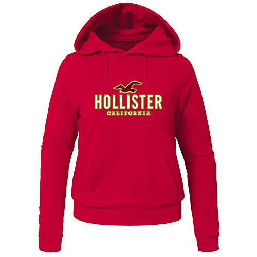 Hollister Co Graphic for Ladies Womens Hoodies Sweatshirts Pullover Outlet